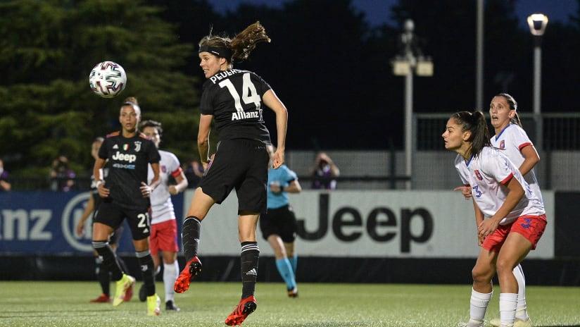 UWCL | Juventus Women - Vllaznia | Pedersen: «Siamo felici»