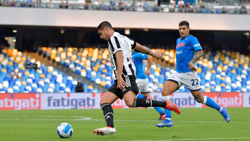 Highlights Serie A | Napoli - Juventus