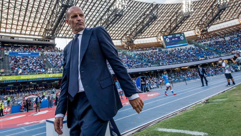 Conferenze stampa | Post Napoli - Juventus