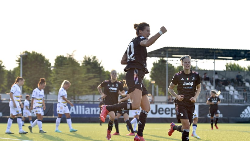 Women | Giornata 3 | Juventus - Verona