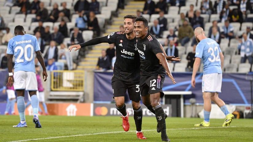 UCL | Giornata 1 | Malmö - Juventus