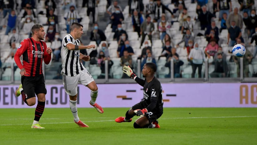 Serie A | Matchweek 4 | Juventus - Milan
