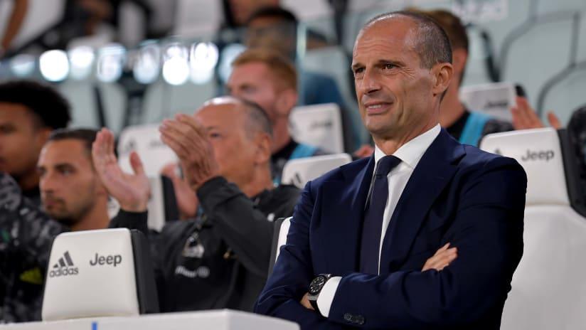 Juventus - Milan | Allegri's analysis