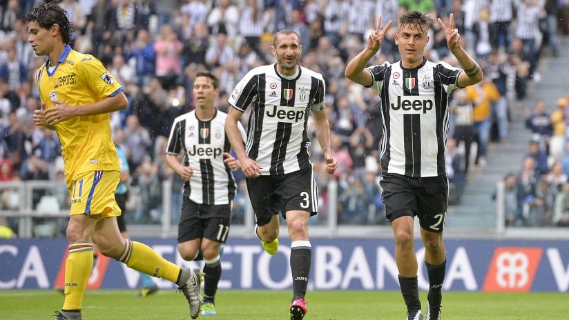 Classic Match Serie A | Juventus - Sampdoria 5-0 15/16