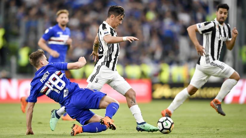 Classic Match Serie A | Juventus - Sampdoria 3-0 17/18