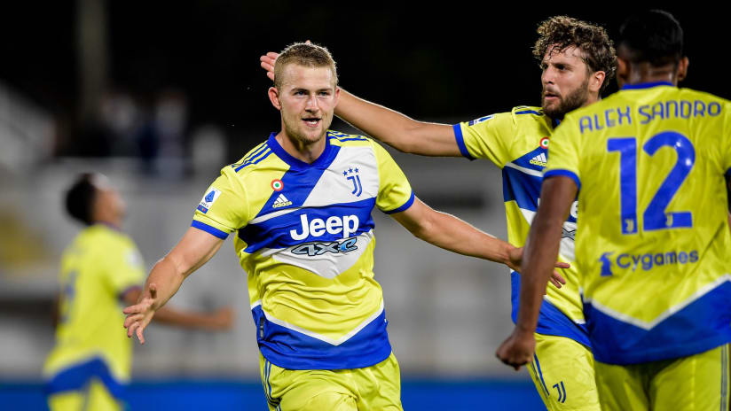 Serie A | Matchweek 5 | Spezia - Juventus