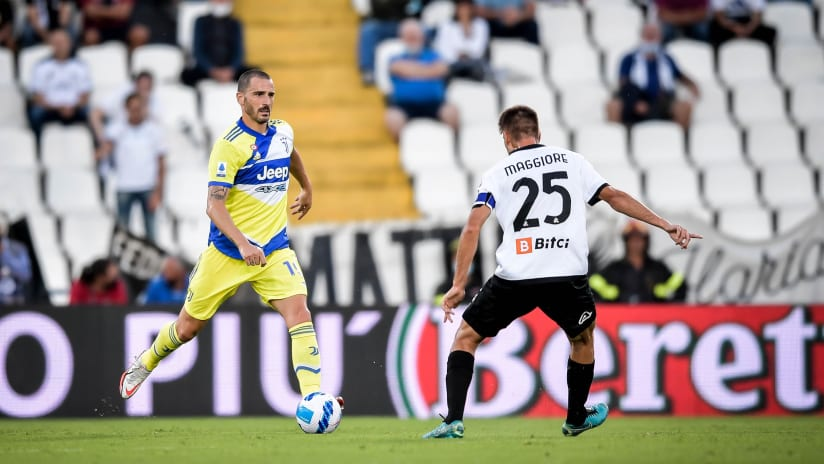 """Spezia - Juventus 