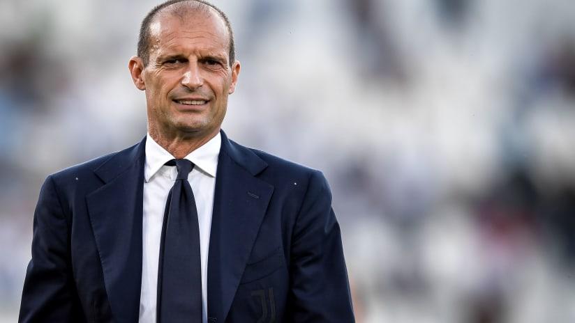 Conferenze Stampa   Post Spezia - Juventus
