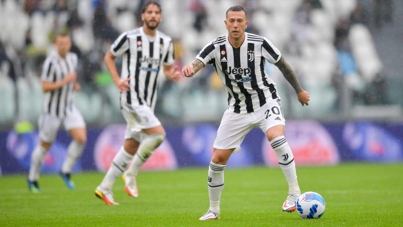 "Juventus - Sampdoria | Bernardeschi: ""It was important to win"""