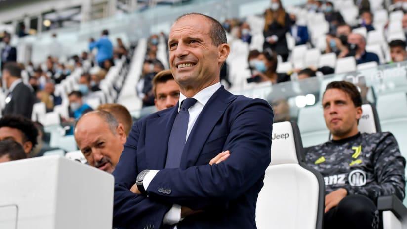 Juventus - Sampdoria   Allegri: «Dobbiamo chiudere prima le partite»