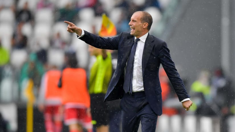 Conferenze Stampa   Post Juventus - Sampdoria