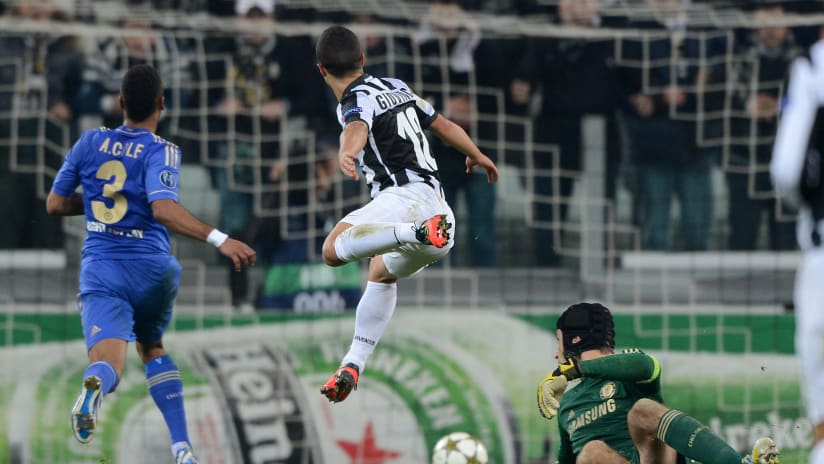 Classic Match UCL | Juventus - Chelsea 3-0 12/13