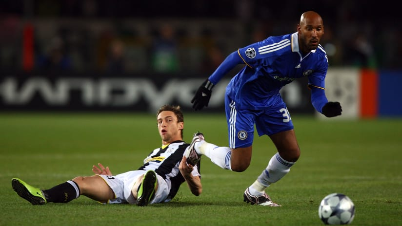 Juventus - Chelsea | The draw of 2009