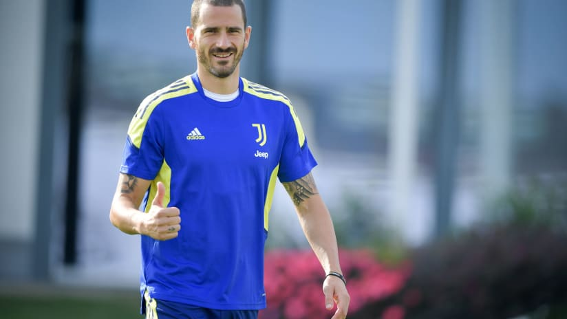 Bianconeri's workout on the eve of Juventus - Chelsea