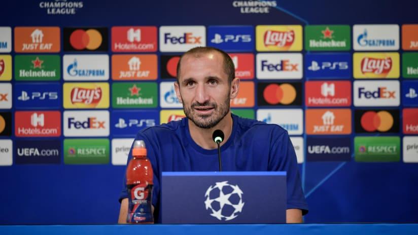 Press Conference | Allegri and Chiellini previews Juventus - Chelsea