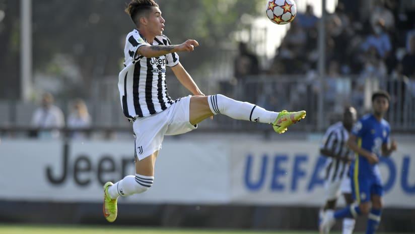 U19 | UYL - Matchweek 2 | Juventus - Chelsea