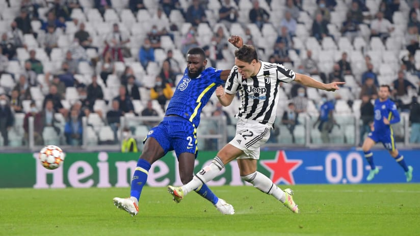 Highlights UCL | Juventus - Chelsea