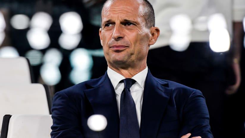 Juventus - Chelsea   Allegri: «Ora testa al Derby»