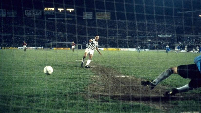 Torino - Juventus   I 10 momenti clou dello spareggio del 1988