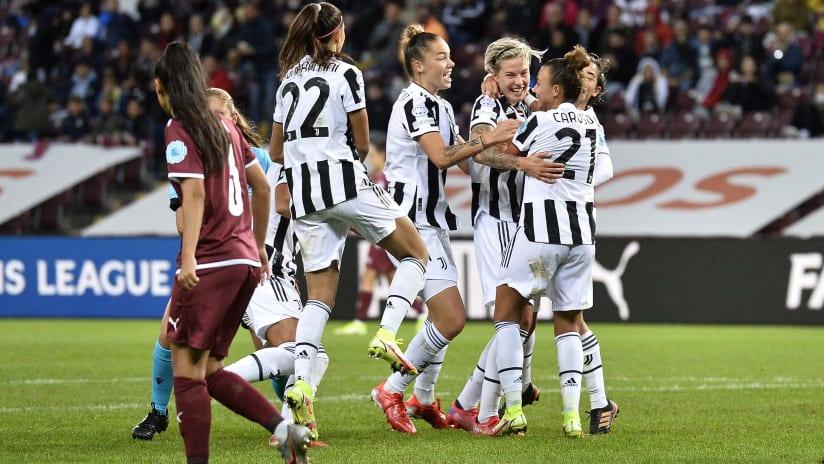 UWCL | Matchweek 1 | Servette - Juventus Women
