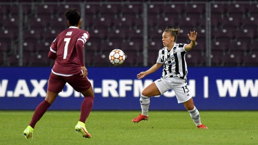Women | Highlights UWCL | Servette - Juventus