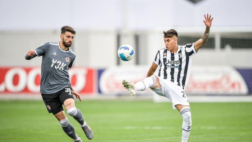 "Juventus - Alessandria | Kaio Jorge: ""It was a good test"""