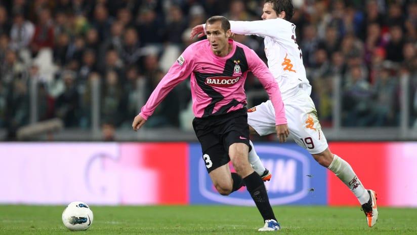 Classic Match Serie A | Juventus - Roma 4-0 11/12