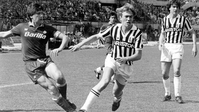 Juventus - Roma   Il successo del 1987
