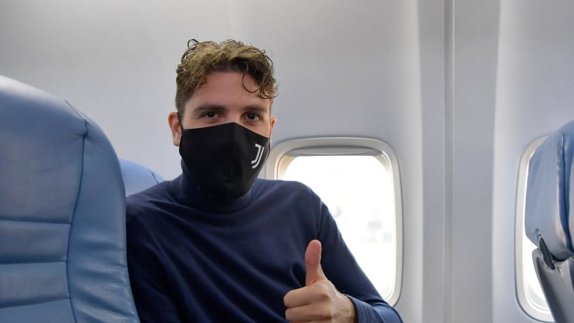 Juve Fly Out to Face Zenit!