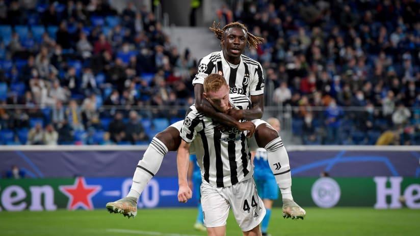 UCL | Matchweek 3 | Zenit - Juventus