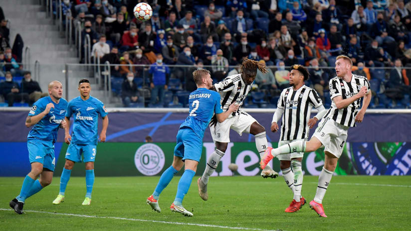 Highlights UCL | Zenit - Juventus
