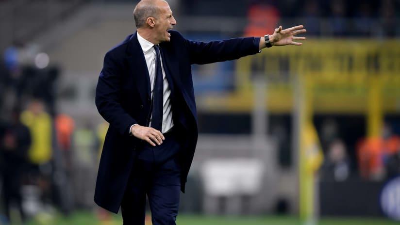 Inter - Juventus | Il commento di Allegri
