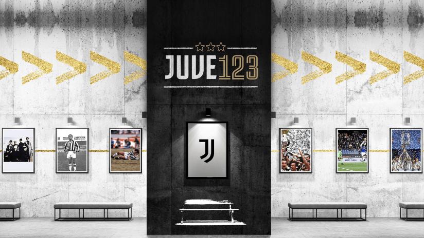 Una storia di capolavori: tanti auguri Juve!