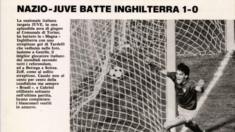 TardelliItaliaInghilterra1980