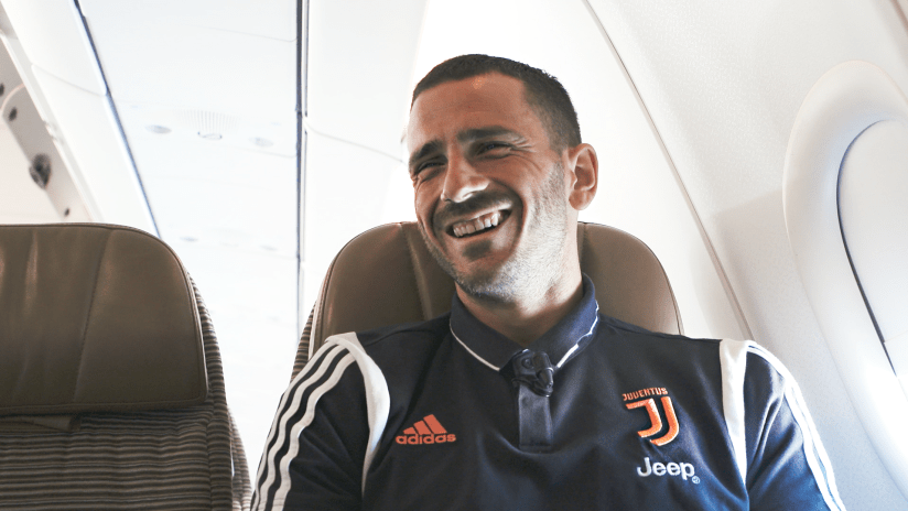 Bonucci: «I can not wait!»