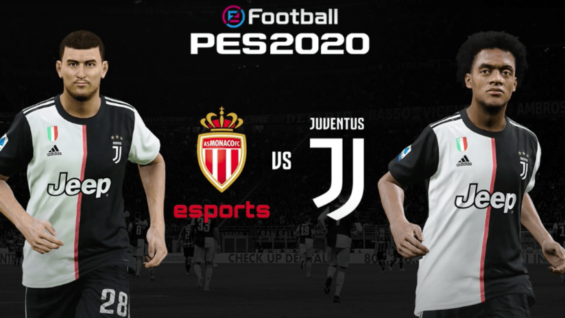 eSports | Friendly | Monaco - Juventus