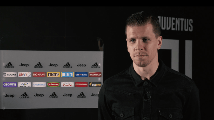 Szczesny: «I'm very happy with this renewal»