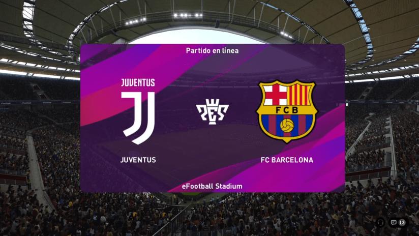 eSports | Amichevole | Juventus - Barcellona