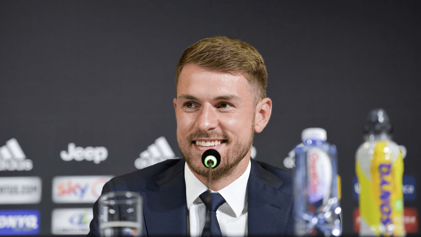 Press conference | Aaron Ramsey