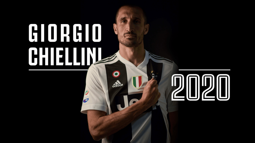 Chiellini extends Juventus contract