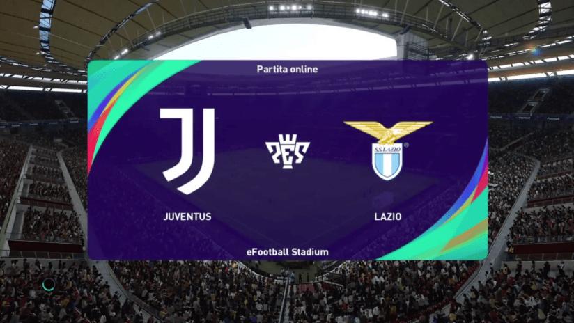 Esports | Amichevole | Juventus - Lazio