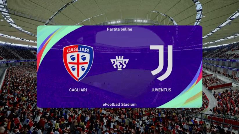 Esports | Amichevole | Cagliari - Juventus