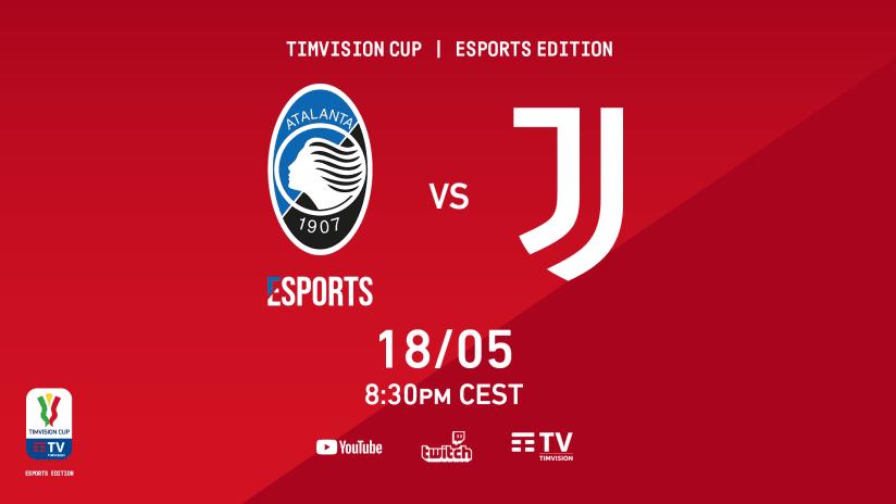 eSports | Timvision cup | Atalanta - Juventus