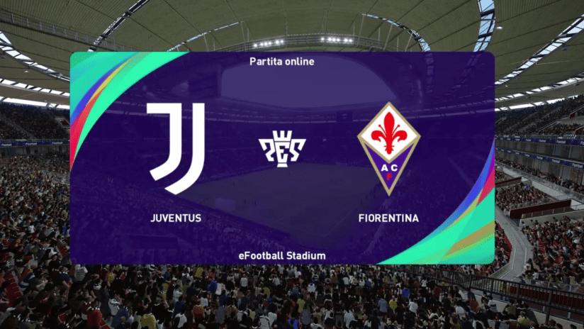 Esports | Amichevole | Juventus - Fiorentina