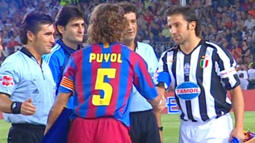 Gamper Trophy 2005 | Barcelona - Juventus 4-6 penalties