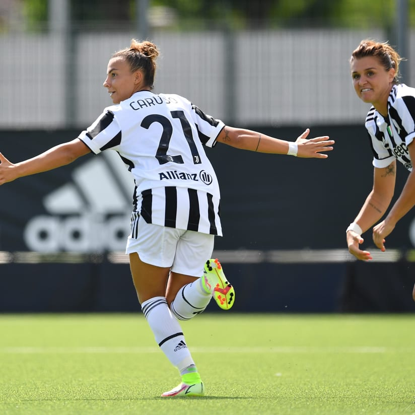 Gallery | Bianconere record first UWCL win in style!