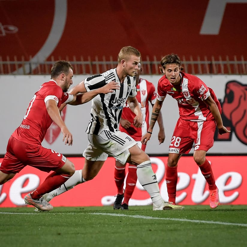 Gallery | Juve take Berlusconi Trophy with 2-1 win