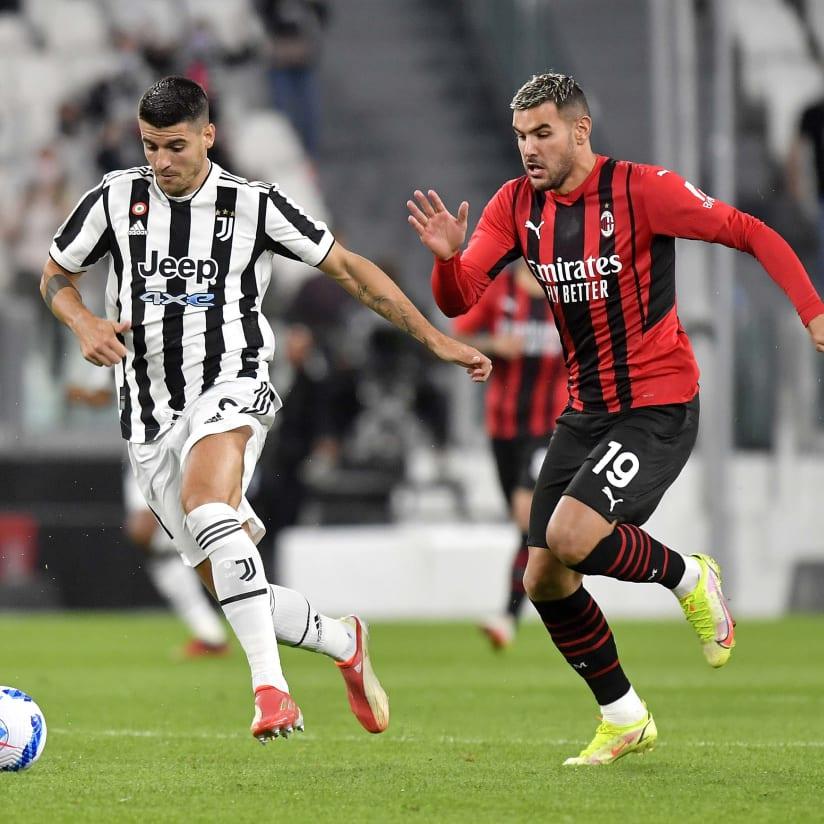 Honours even against Milan