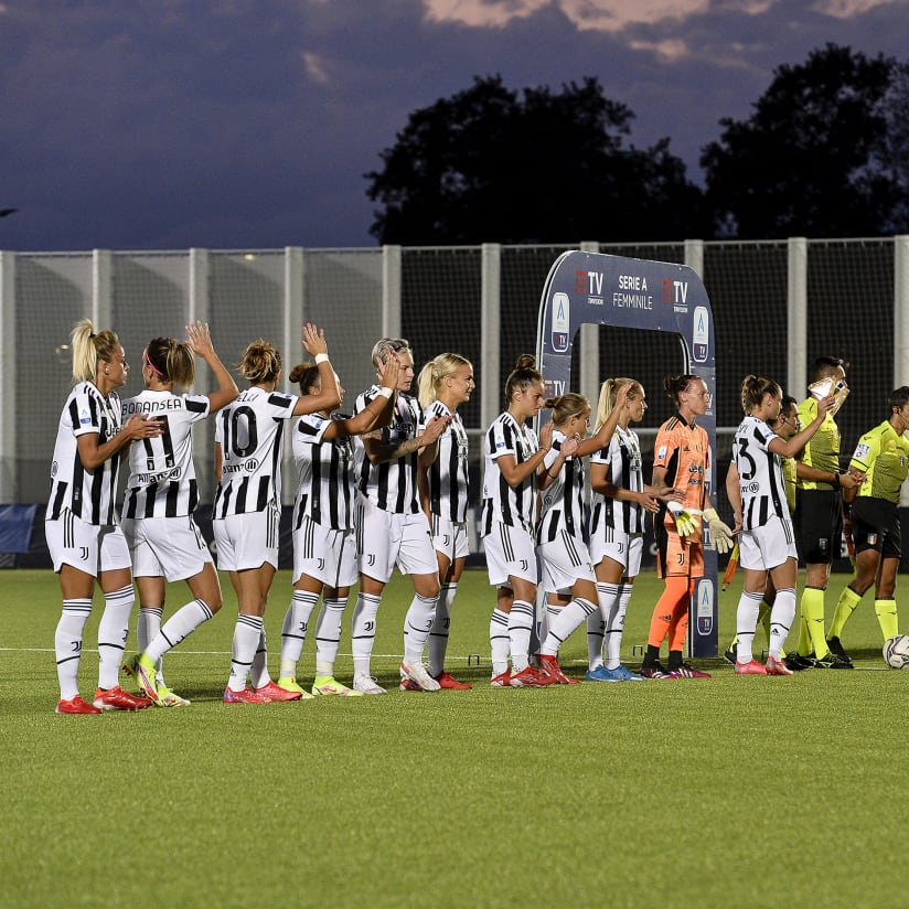 Gallery   Juventus Women - Pomigliano