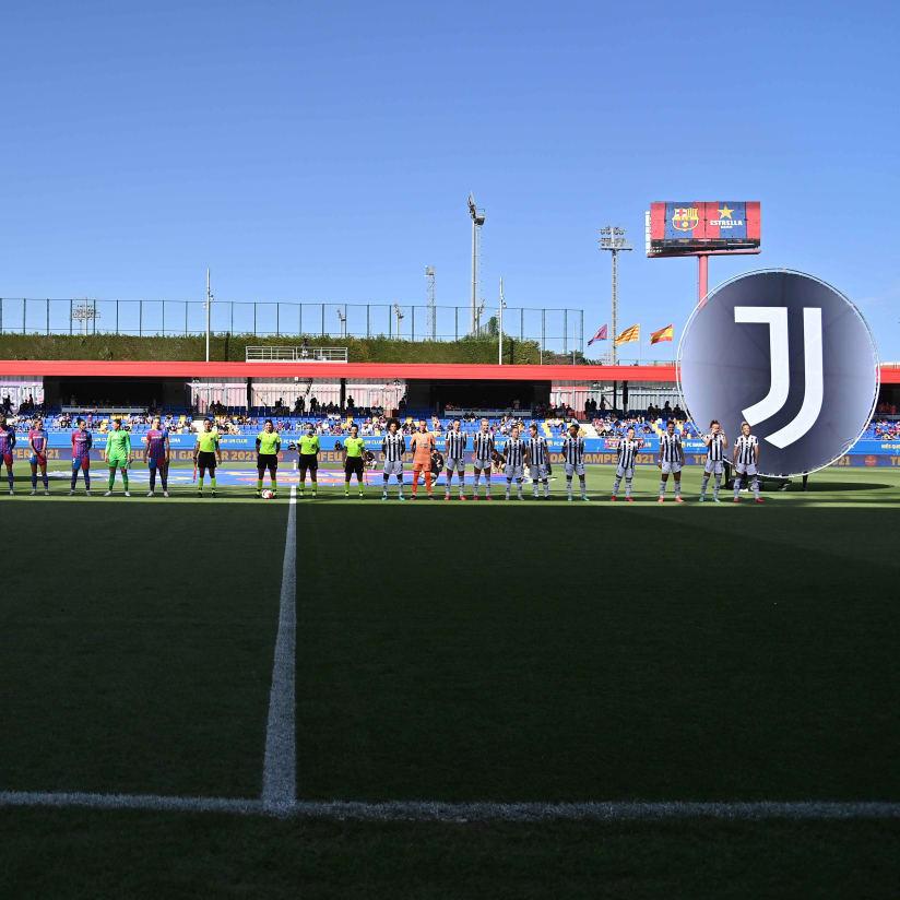 Gallery | Barcelona - Juventus Women